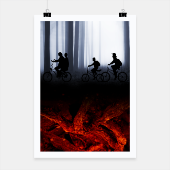 Thumbnail image of Stranger things Affiche, Live Heroes