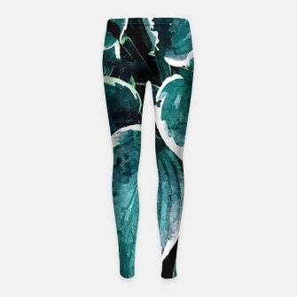 Thumbnail image of Sacred Edge Girl's leggings, Live Heroes