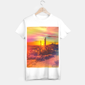 Thumbnail image of Jupiter Desert: Morning T-shirt regular, Live Heroes