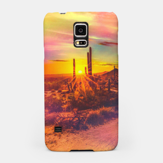 Thumbnail image of Jupiter Desert: Morning Samsung Case, Live Heroes