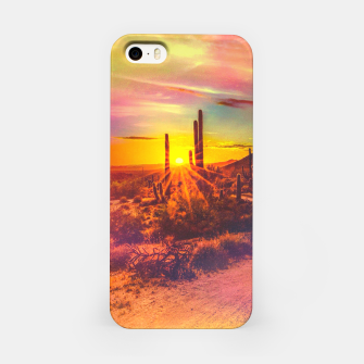 Miniaturka Jupiter Desert: Morning iPhone Case, Live Heroes