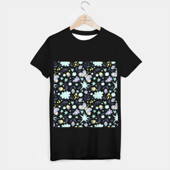Thumbnail image of flowers T-shirt regular, Live Heroes