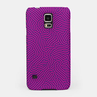 Miniature de image de Abstract Pattern Samsung Case, Live Heroes