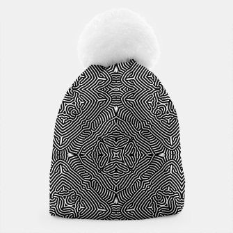 Miniature de image de Abstract Pattern Beanie, Live Heroes