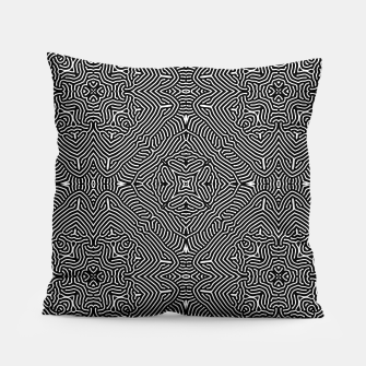 Miniature de image de Abstract Pattern Pillow, Live Heroes