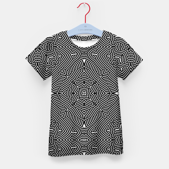 Miniature de image de Abstract Pattern Kid's t-shirt, Live Heroes