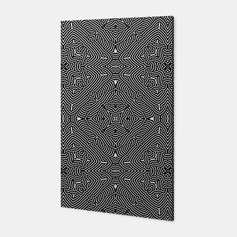 Miniature de image de Abstract Pattern Canvas, Live Heroes