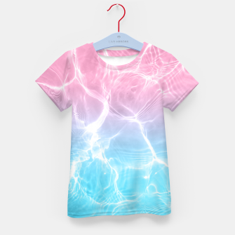 Thumbnail image of Pool Dream #3 #water #decor #art T-Shirt für kinder, Live Heroes