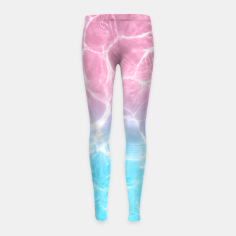 Thumbnail image of Pool Dream #3 #water #decor #art Kinder-Leggins, Live Heroes