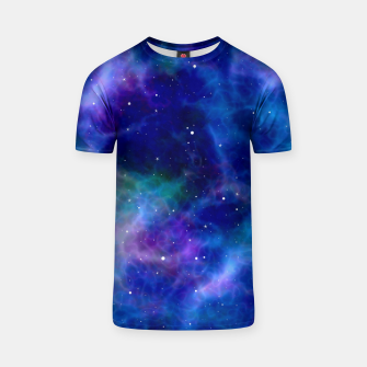 Thumbnail image of Starry Night Skies - 01 T-shirt, Live Heroes