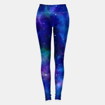 Miniatur Starry Night Skies - 01 Leggings, Live Heroes