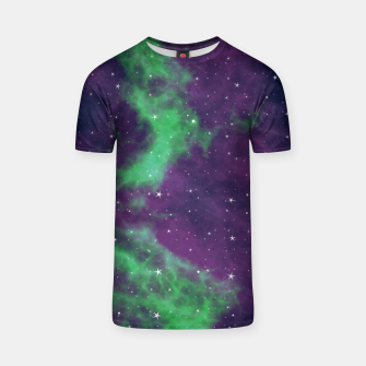 Thumbnail image of Starry Night Skies - 03 T-shirt, Live Heroes