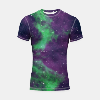 Miniatur Starry Night Skies - 03 Shortsleeve rashguard, Live Heroes