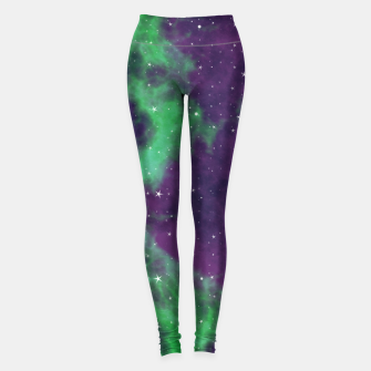 Miniatur Starry Night Skies - 03 Leggings, Live Heroes