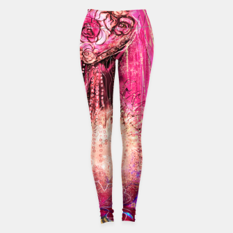 Miniatur  Golden Venice Leggings, Live Heroes