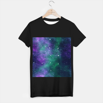 Imagen en miniatura de Starry Night Skies - 05 T-shirt regular, Live Heroes