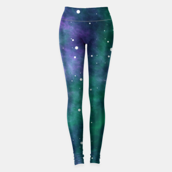 Miniatur Starry Night Skies - 05 Leggings, Live Heroes