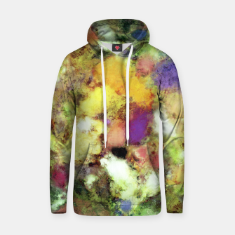 Thumbnail image of Forgotten petals Cotton hoodie, Live Heroes