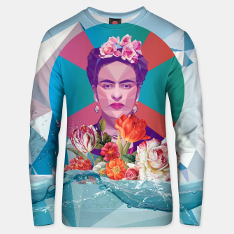Thumbnail image of Cool Frida Kahlo Cotton sweater, Live Heroes