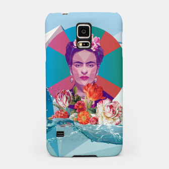 Thumbnail image of Cool Frida Kahlo Samsung Case, Live Heroes