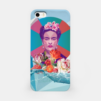 Thumbnail image of Cool Frida Kahlo iPhone Case, Live Heroes