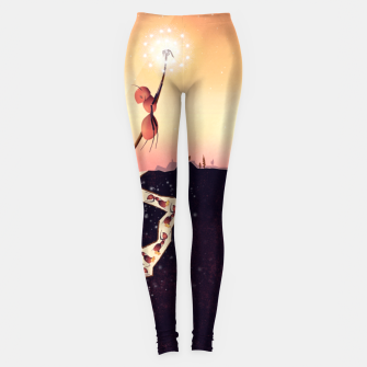 Miniatur Less is More Leggings, Live Heroes
