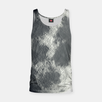 Thumbnail image of Universe Galaxy Planet The Moon Tank Top, Live Heroes