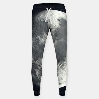 Thumbnail image of Universe Galaxy Planet The Moon Cotton sweatpants, Live Heroes