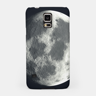 Miniaturka Universe Galaxy Planet The Moon Samsung Case, Live Heroes
