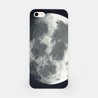 Thumbnail image of Universe Galaxy Planet The Moon iPhone Case, Live Heroes