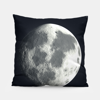 Thumbnail image of Universe Galaxy Planet The Moon Pillow, Live Heroes