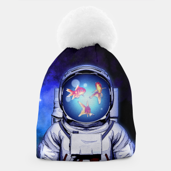 Thumbnail image of Cosmic Fishbowl Space Astronaut Mütze, Live Heroes