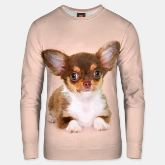 Thumbnail image of Chihuahua Puppy Cotton sweater, Live Heroes