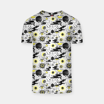 Thumbnail image of Solar Eclipse T-shirt, Live Heroes