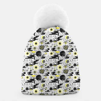 Thumbnail image of Solar Eclipse Beanie, Live Heroes