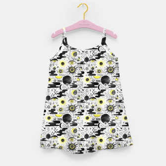 Thumbnail image of Solar Eclipse Girl's dress, Live Heroes