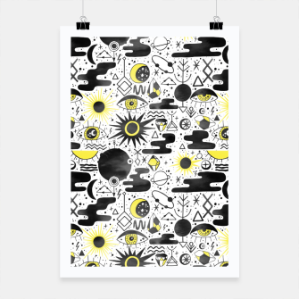 Thumbnail image of Solar Eclipse Poster, Live Heroes