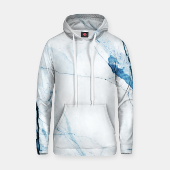 Thumbnail image of Moroccan Blues Cotton hoodie, Live Heroes