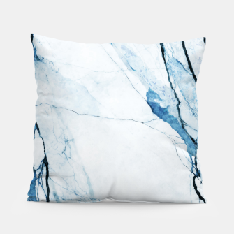 Thumbnail image of Moroccan Blues Pillow, Live Heroes