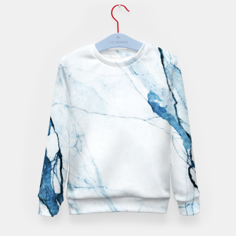 Thumbnail image of Moroccan Blues Kid's sweater, Live Heroes