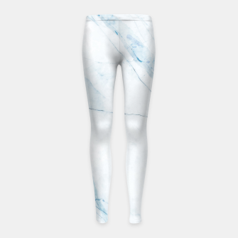 Thumbnail image of Moroccan Blues Girl's leggings, Live Heroes