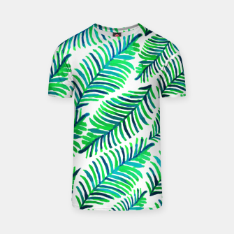 Thumbnail image of Palm Solace  T-shirt, Live Heroes