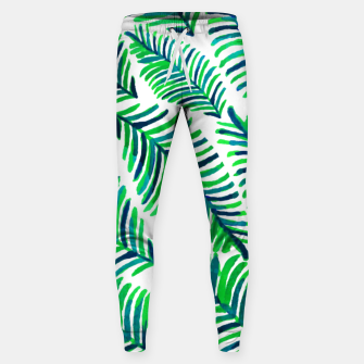Thumbnail image of Palm Solace  Cotton sweatpants, Live Heroes