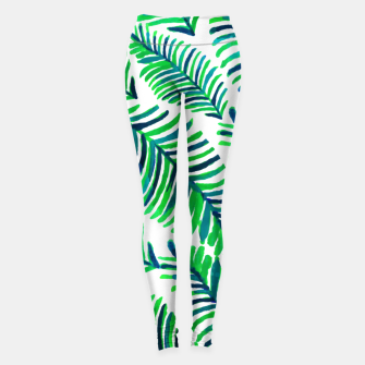 Thumbnail image of Palm Solace  Leggings, Live Heroes