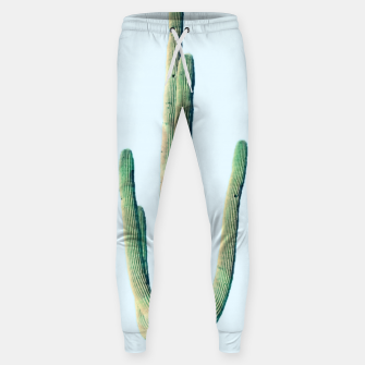 Thumbnail image of Loner Cactus Cotton sweatpants, Live Heroes