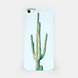 Thumbnail image of Loner Cactus iPhone Case, Live Heroes