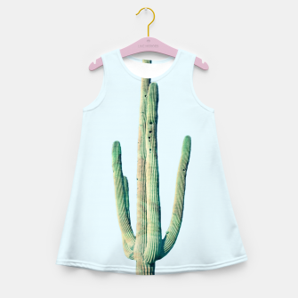 Thumbnail image of Loner Cactus Girl's summer dress, Live Heroes