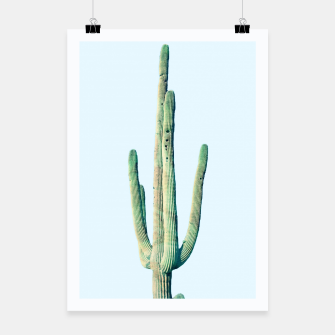Thumbnail image of Loner Cactus Poster, Live Heroes