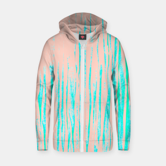 Thumbnail image of Essence Cotton zip up hoodie, Live Heroes