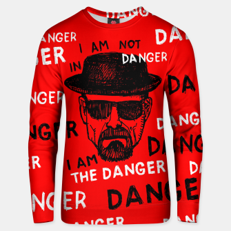 Thumbnail image of I am the danger Heisenberg Bluza bawełniana, Live Heroes